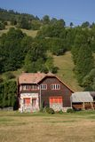 σπίτι προγευμάτων σπορεί&omega Στοκ φωτογραφία με δικαίωμα ελεύθερης χρήσης