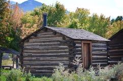 Σπίτι πρωτοπόρων Στοκ φωτογραφία με δικαίωμα ελεύθερης χρήσης