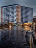 Σπίτι πόλεων - Λιντς Στοκ Φωτογραφίες