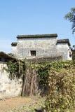 Σπίτι σε Anhui, Κίνα Στοκ φωτογραφία με δικαίωμα ελεύθερης χρήσης