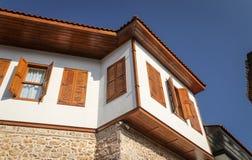 Σπίτι σε Antalya Oldtown, Τουρκία Στοκ Φωτογραφίες