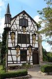 Σπίτι σε Lichtenstein Castle Στοκ φωτογραφία με δικαίωμα ελεύθερης χρήσης