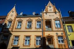Σπίτι σε Sighisoara Στοκ φωτογραφία με δικαίωμα ελεύθερης χρήσης