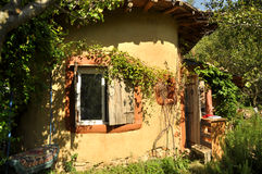 Σπίτι σπαδίκων Στοκ φωτογραφία με δικαίωμα ελεύθερης χρήσης