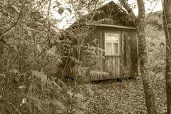 Σπίτι στα δάση Στοκ φωτογραφία με δικαίωμα ελεύθερης χρήσης