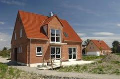 Σπίτι στην κατασκευή Στοκ Φωτογραφία