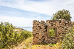 Σπίτι στην Κρήτη Στοκ Φωτογραφίες
