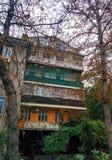 Σπίτι στην Οδησσός στοκ εικόνες