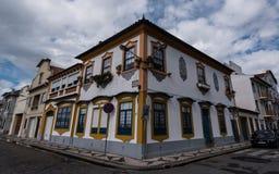 Σπίτι στο Αβέιρο Πορτογαλία Στοκ φωτογραφία με δικαίωμα ελεύθερης χρήσης