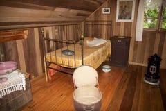 Σπίτι στο γερμανικό μουσείο σε Frutillar, Χιλή στοκ φωτογραφίες με δικαίωμα ελεύθερης χρήσης