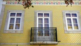 Σπίτι στο Λάγος Στοκ Εικόνες