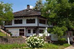 Σπίτι στο μουσείο Etar στοκ φωτογραφία με δικαίωμα ελεύθερης χρήσης