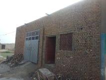Σπίτι στο Πακιστάν στοκ εικόνα