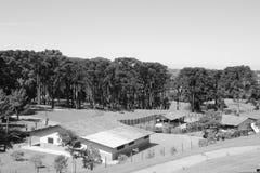 Σπίτι στρατόπεδων Στοκ εικόνα με δικαίωμα ελεύθερης χρήσης