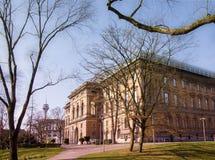 Σπίτι συλλογής τέχνης στο Ντίσελντορφ Στοκ Εικόνες