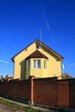 σπίτι συμπαθητικό Στοκ φωτογραφία με δικαίωμα ελεύθερης χρήσης
