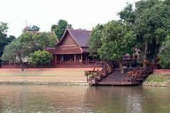 σπίτι Ταϊλανδός Στοκ εικόνα με δικαίωμα ελεύθερης χρήσης