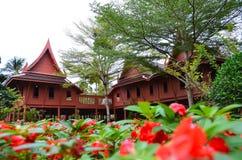 σπίτι Ταϊλανδός Στοκ φωτογραφίες με δικαίωμα ελεύθερης χρήσης