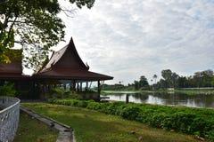 σπίτι Ταϊλανδός στοκ φωτογραφίες