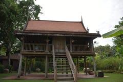 σπίτι Ταϊλανδός Στοκ Εικόνα
