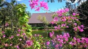σπίτι Ταϊλανδός Στοκ Φωτογραφία