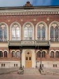 Σπίτι της αριστοκρατίας στο Ελσίνκι Φινλανδία Στοκ Εικόνες