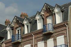 σπίτι της Γαλλίας παραδοσιακό Στοκ Φωτογραφίες