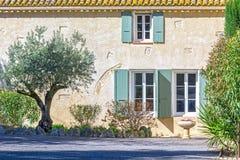 σπίτι της Γαλλίας Στοκ εικόνα με δικαίωμα ελεύθερης χρήσης