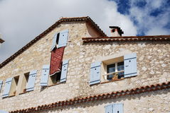 σπίτι της Γαλλίας Στοκ Εικόνα