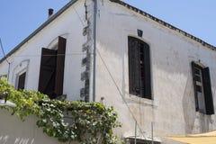 Σπίτι της Ελλάδας Στοκ φωτογραφία με δικαίωμα ελεύθερης χρήσης