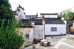 σπίτι της Κίνας παλαιό Στοκ εικόνες με δικαίωμα ελεύθερης χρήσης