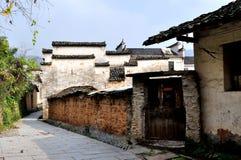 σπίτι της Κίνας παλαιό Στοκ Φωτογραφία