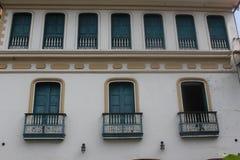 Σπίτι της Κολομβίας Στοκ Φωτογραφίες