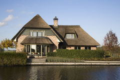 σπίτι της Ολλανδίας Στοκ φωτογραφίες με δικαίωμα ελεύθερης χρήσης