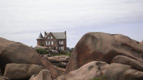 Σπίτι της πέτρας Στοκ φωτογραφία με δικαίωμα ελεύθερης χρήσης
