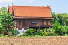 Σπίτι της Ταϊλάνδης. Στοκ Εικόνες