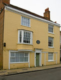 Σπίτι της Jane Austen, Winchester Στοκ φωτογραφίες με δικαίωμα ελεύθερης χρήσης