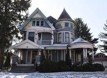Σπίτι της Lydia Johnson στοκ φωτογραφία