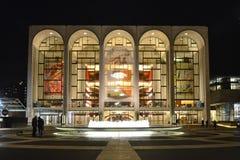 Σπίτι της Metropolitan Opera Στοκ φωτογραφίες με δικαίωμα ελεύθερης χρήσης