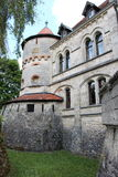 Σπίτι τοίχων του Castle Lichtenstein Στοκ Φωτογραφίες