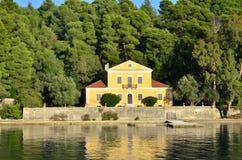 Σπίτι του Αριστοτέλης Valoritis Στοκ Εικόνες