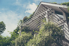 Σπίτι του Λονδίνου εγχώριου ύφους Στοκ Φωτογραφία