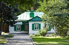 Σπίτι του Anton Chekhov Στοκ Εικόνες
