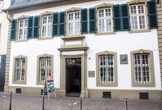 Σπίτι του Karl Marx Στοκ Φωτογραφία