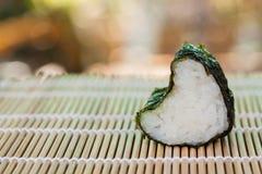 Σπίτι τροφίμων σφαιρών ρυζιού Στοκ εικόνες με δικαίωμα ελεύθερης χρήσης