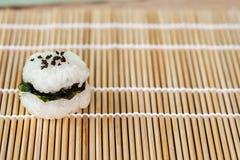 Σπίτι τροφίμων σφαιρών ρυζιού Στοκ φωτογραφία με δικαίωμα ελεύθερης χρήσης