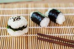 Σπίτι τροφίμων σφαιρών ρυζιού Στοκ φωτογραφίες με δικαίωμα ελεύθερης χρήσης