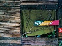 Σπίτι τσιγγάνων Στοκ εικόνα με δικαίωμα ελεύθερης χρήσης