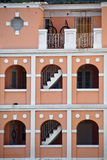 σπίτι των Μπαχαμών στοκ φωτογραφίες