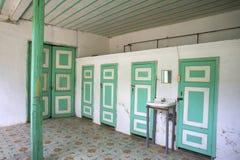 Σπίτι των 175 πορτών, Guaranda Στοκ φωτογραφία με δικαίωμα ελεύθερης χρήσης